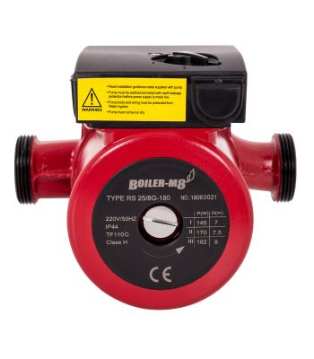 Boiler-m8 25/80 'B' Semi-Commercial Rated Central Heating Circulating Pump