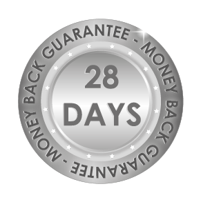 28 Days Guarantee